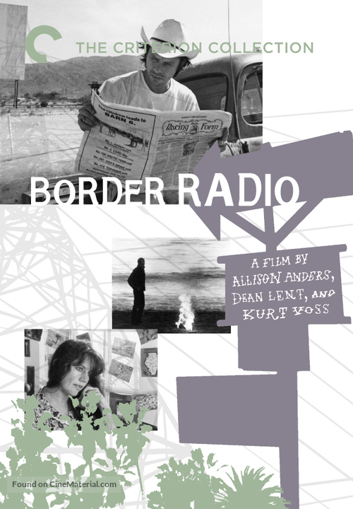 Border Radio - Movie Cover