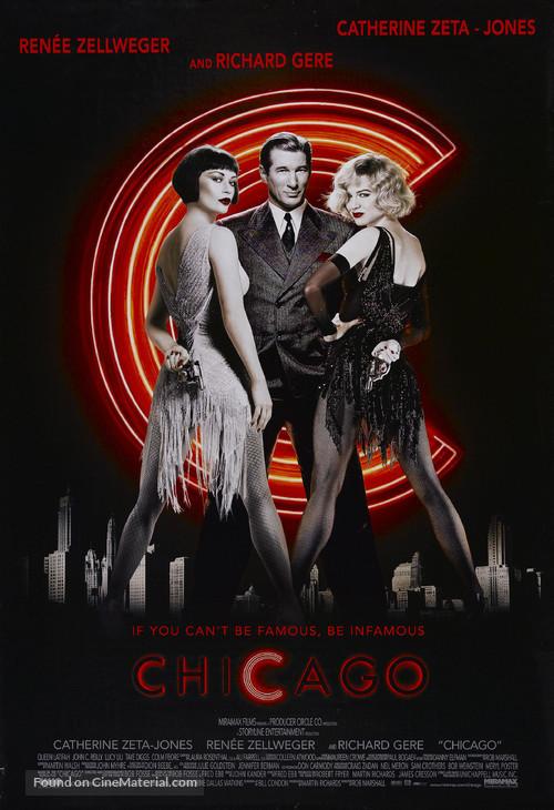 Chicago - Movie Poster