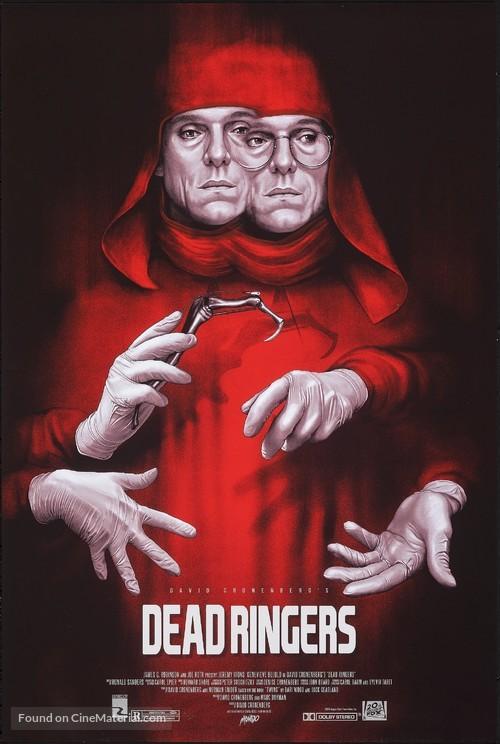 Dead Ringers - poster