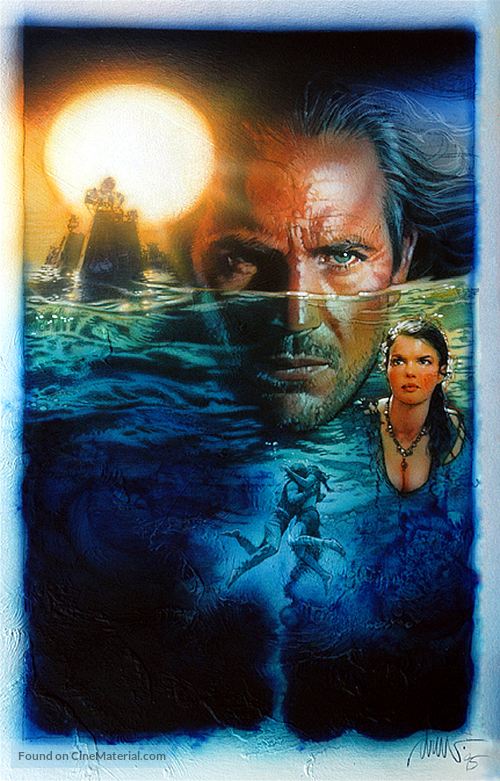 Waterworld - Key art