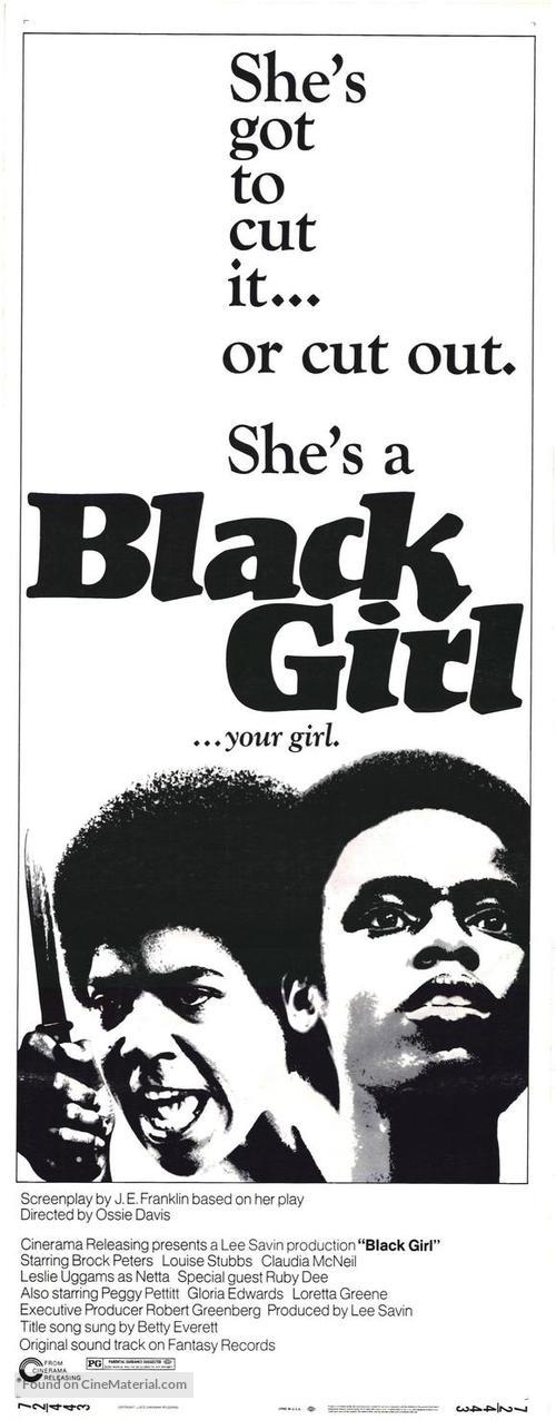 Black Girl - Movie Poster