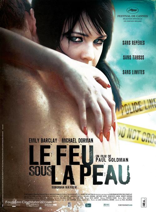 Suburban Mayhem - French Movie Poster