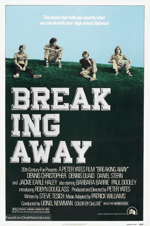 Breaking Away - Movie Poster