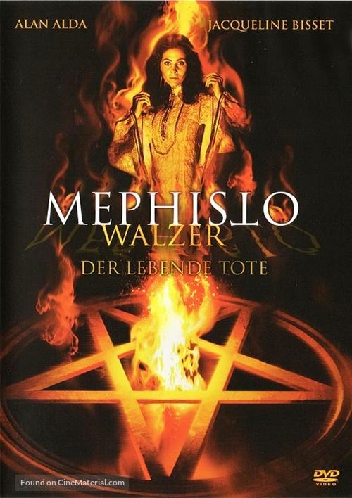 The Mephisto Waltz - German DVD movie cover