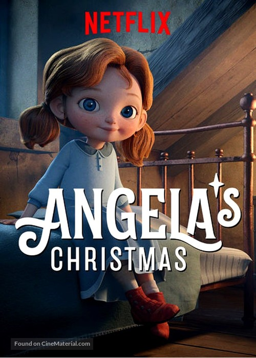 Angela's Christmas - Canadian Movie Poster