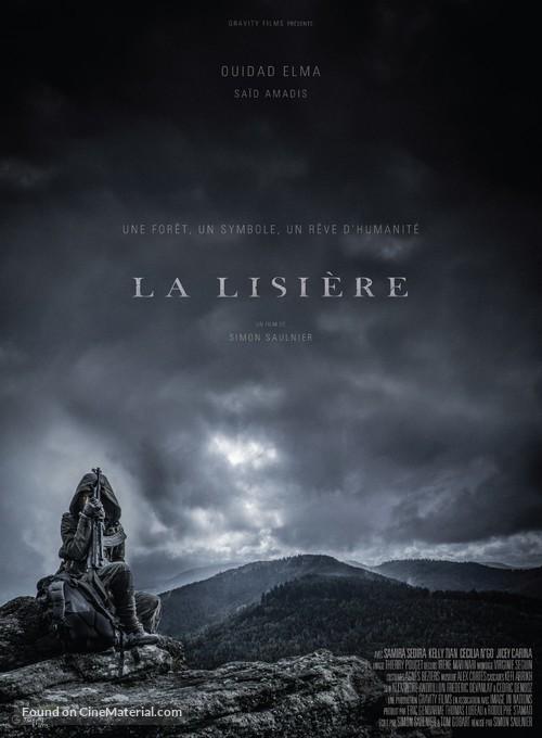 La lisière - French Movie Poster