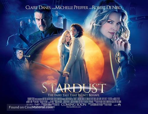 Stardust - British Movie Poster