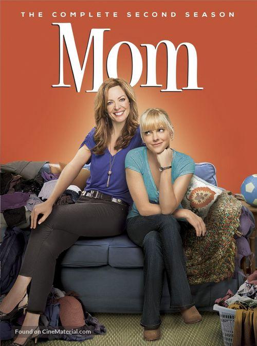 """""""Mom"""" - DVD movie cover"""