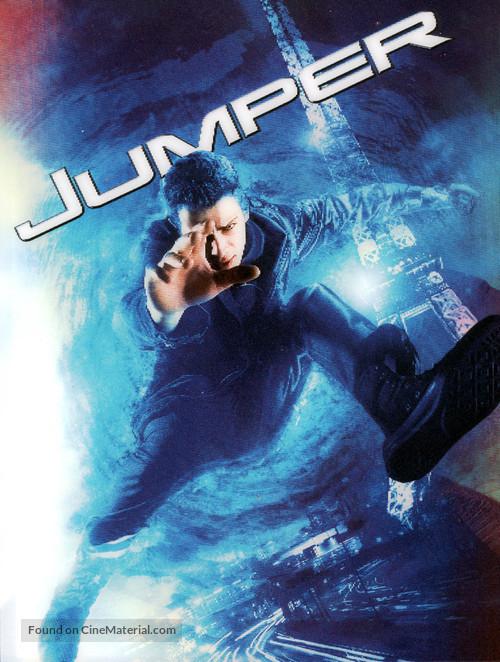 Jumper 2008 Dvd Movie Cover
