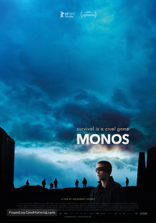 Monos - Dutch Movie Poster
