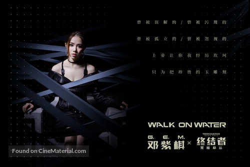 Terminator: Dark Fate - Chinese Movie Poster