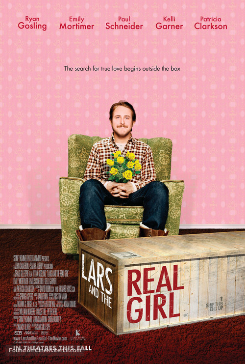 Lars and the Real Girl - poster