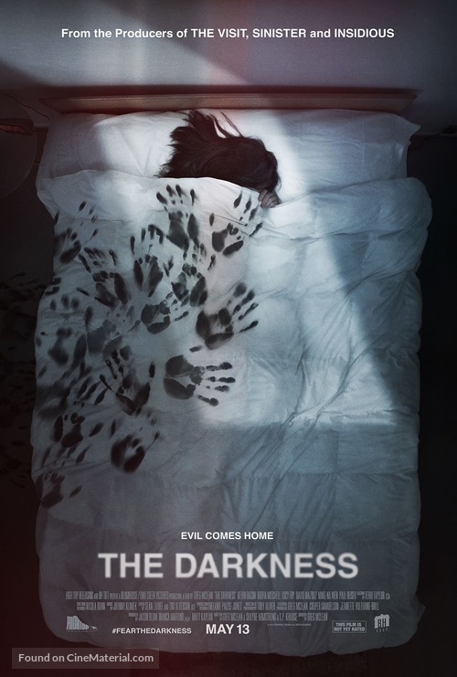 The Darkness - Movie Poster