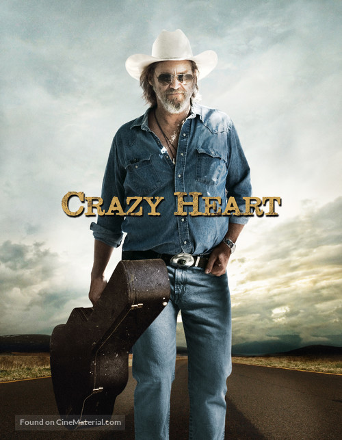 Crazy Heart - Movie Poster