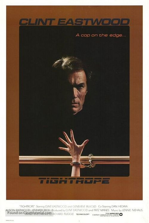 Tightrope - Movie Poster