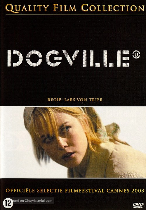 Dogville - Dutch Movie Cover