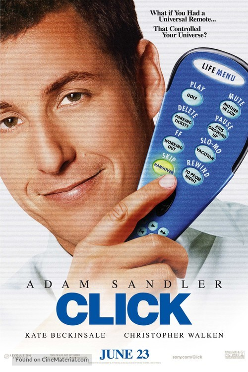 Click - Movie Poster