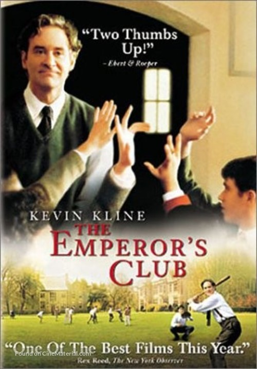 The Emperor's Club - poster