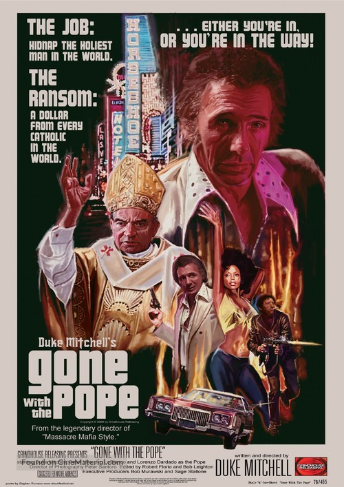 Gone with the Pope - Movie Poster