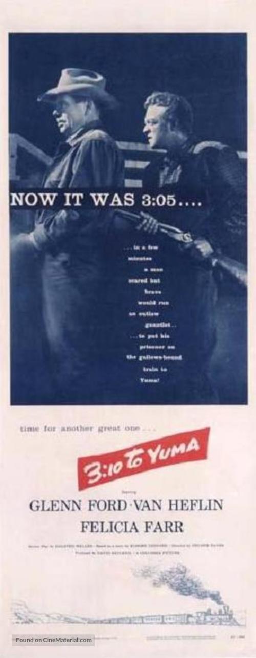 3:10 to Yuma - Movie Poster