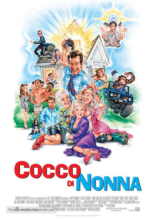 Grandma's Boy - Italian poster