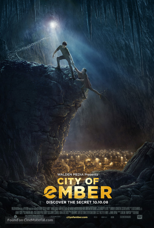 City of Ember - Movie Poster