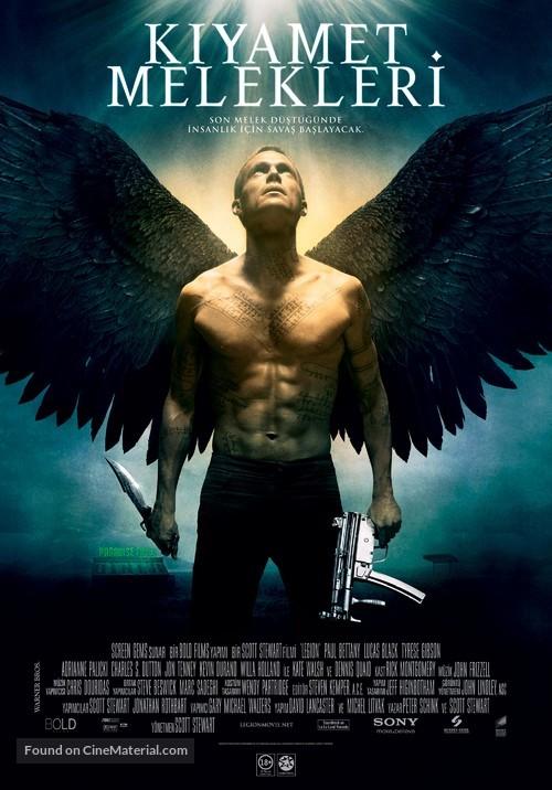 Legion - Turkish Movie Poster