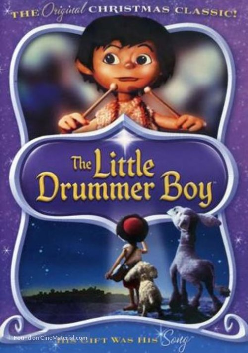 The Little Drummer Boy - Movie Cover