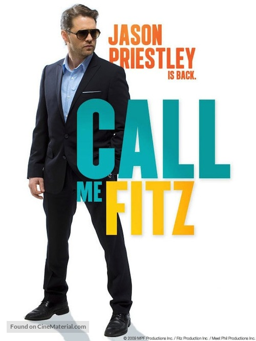 """""""Call Me Fitz"""" - Movie Poster"""