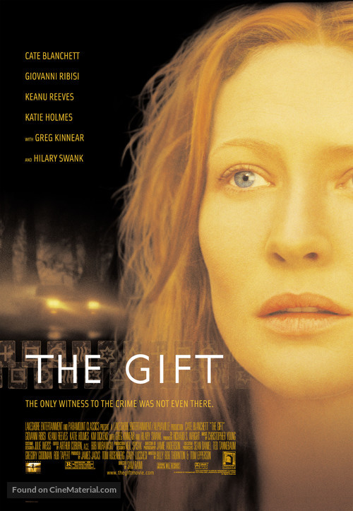 The Gift - Movie Poster