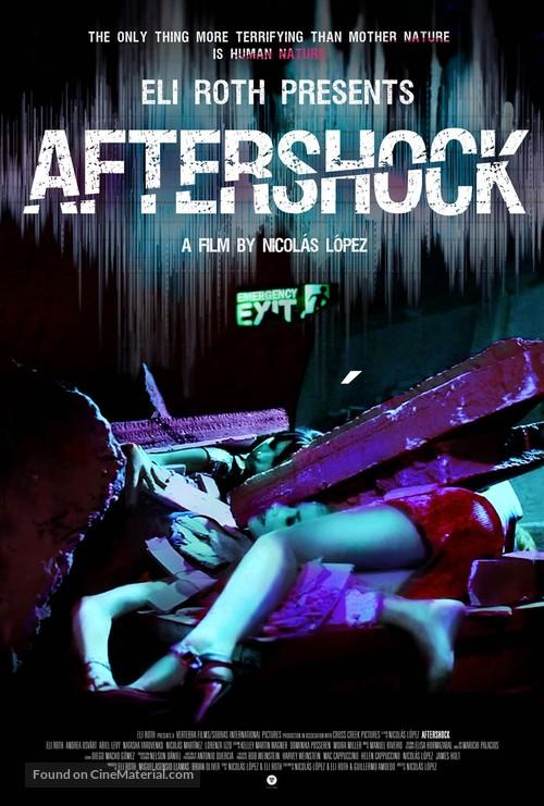 Aftershock - Movie Poster