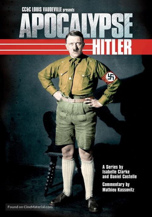 Apocalypse - Hitler - DVD movie cover