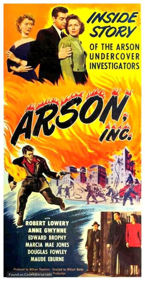 Arson, Inc. - Movie Poster