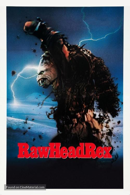 Rawhead Rex - Movie Cover