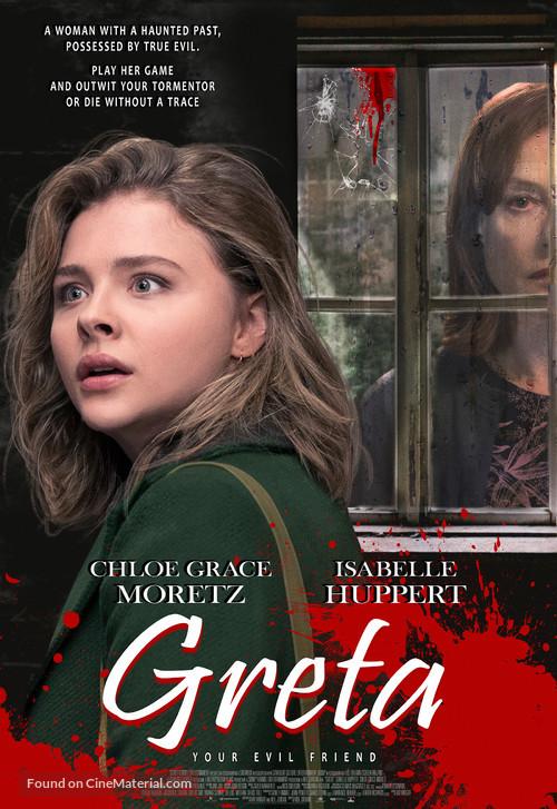 Greta - Philippine Movie Poster