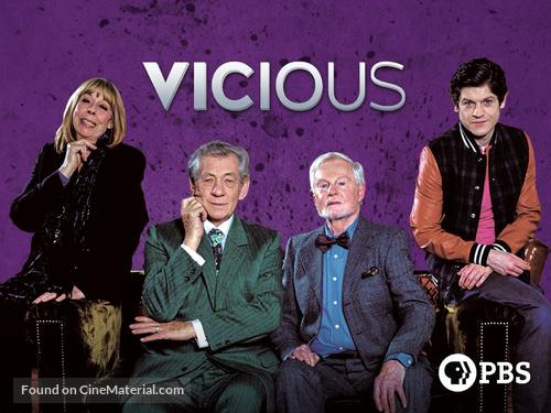 """""""Vicious"""" - Video on demand movie cover"""