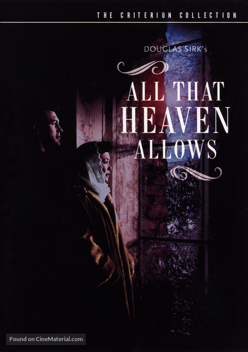 All That Heaven Allows - DVD movie cover