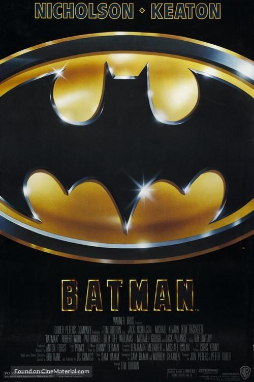 Batman - Movie Poster
