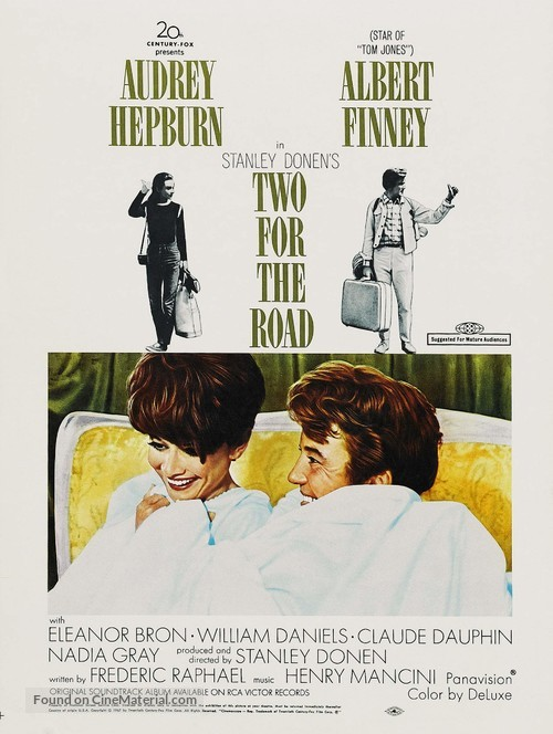 Two for the Road - Movie Poster