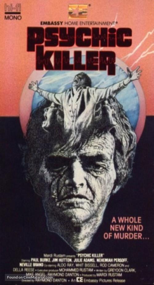 Psychic Killer - Movie Cover