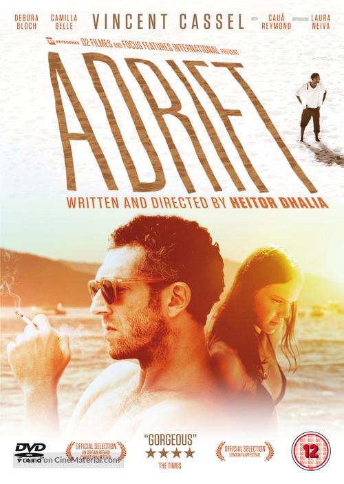 À Deriva - British DVD movie cover