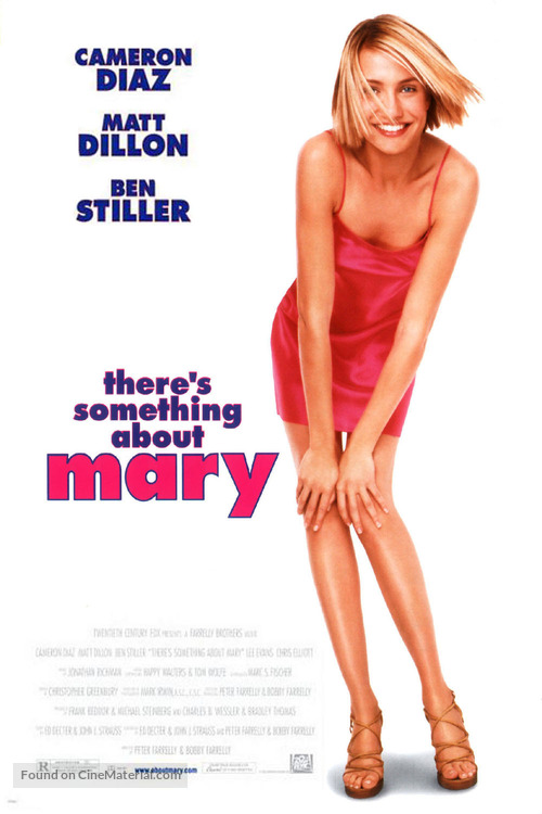 There's Something About Mary - Movie Poster