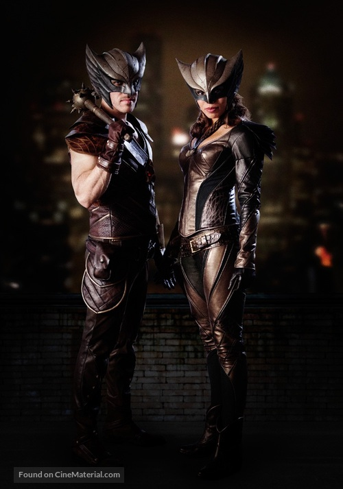 """DC's Legends of Tomorrow"" - Key art"