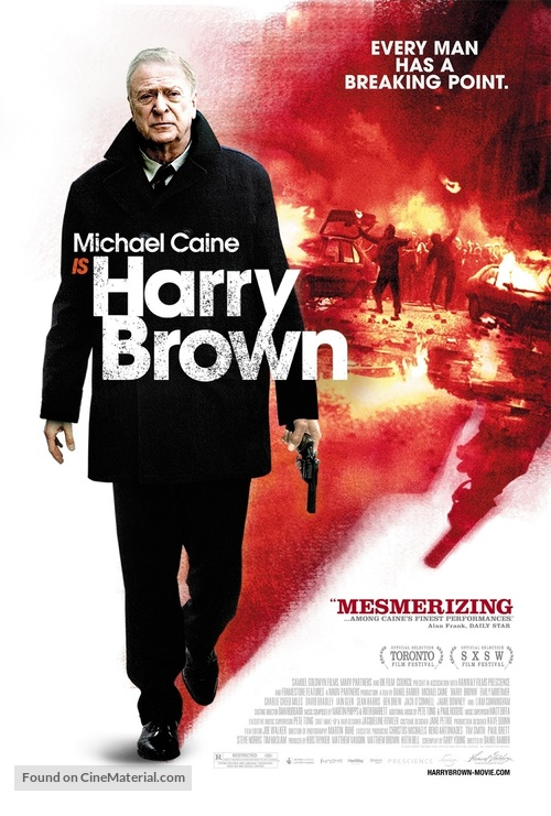 Harry Brown - Movie Poster
