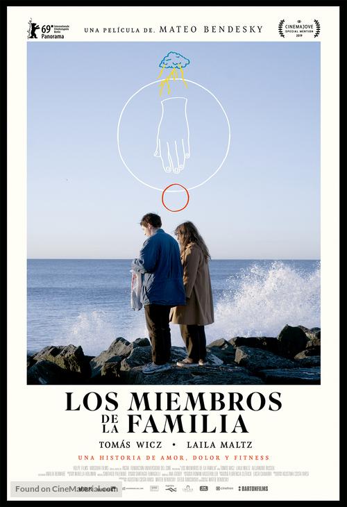 Los miembros de la familia - Spanish Movie Poster