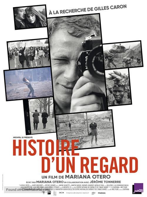 Histoire d'un regard - French Movie Poster