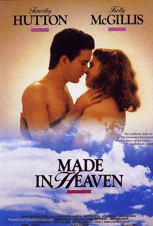 Made in Heaven - German Movie Poster