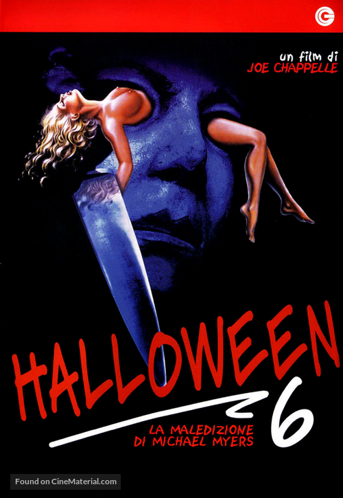 Halloween: The Curse of Michael Myers (1995) movie posters