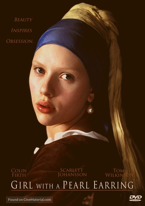 Girl with a Pearl Earring - Movie Cover