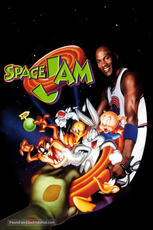 Space Jam - Key art